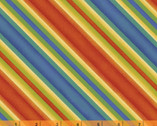 Adventure Awaits - Stripe by Whistler Studios from Windham Fabrics