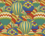 Adventure Awaits - Balloons by Whistler Studios from Windham Fabrics