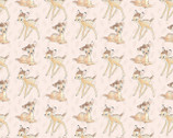 Bambi - Pink from Springs Creative Fabric