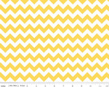 Small Chevron Yellow from Riley Blake Fabric