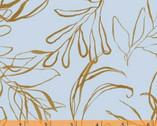Botany - Fields Foliage Light Blue by Kelly Ventura from Windham Fabrics
