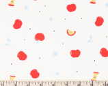 Whistle - Apples from Birch Fabrics