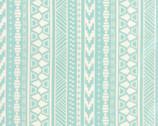 Bright Sun - Geometric Stripe Omaha Aqua by Sherri and Chelsi from Moda Fabrics