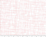 Modern BG Colorbox - Crosshatch White by Zen Chic from Moda Fabrics