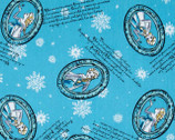 Disney Frozen - Elsa Framed Toss from Springs Creative Fabric15