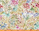 Enchanted Forest - Full Bloom White by Betsy Olmsted from Windham Fabrics