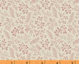 Madeline - Ferns Dusty Pink by Julie Hendricksen from Windham Fabrics