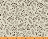 Madeline - Ferns Natural by Julie Hendricksen from Windham Fabrics