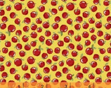 Little Red Riding Hood - Apples Yellow Mustard by Whistler Studios from Windham Fabrics