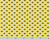 Berry Season - Sunkissed Pineapple Yellow by Elizabeth Hartman from Robert Kaufman Fabric