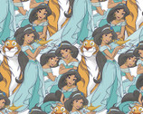 Disney Princess - Princess Jasmine from Springs Creative Fabric