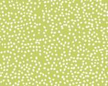 Mod Basics 3 KNIT - Firefly Dots Grass Green from Birch Organic Fabric