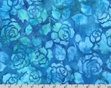 Artisan Batiks Gazebo 4 - Rose Blueberry by Lunn Studios from Robert Kaufman Fabric
