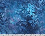 Artisan Batiks Gazebo 4 - Floral Violet by Lunn Studios from Robert Kaufman Fabric