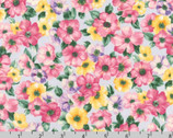 Woodside Blossom - Blossoms Spring from Robert Kaufman Fabric