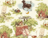 Cat And The Fiddle - Main Stories by Whistler Studios from Windham Fabrics