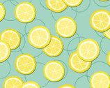 Summerlicious - Citrus Lemon from Studio E Fabrics