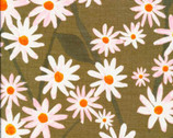 Lush BATISTE - Daisy Lattice by Juliet Meeks from Cloud 9 Fabrics