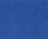 Carnivale Blue - Zig Zag Blue from 3 Wishes Fabric