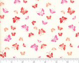 Lazy Days - Butterfly Pink by Gina Martin from Moda Fabrics