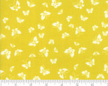 Lazy Days - Butterfly Yellow Citrus by Gina Martin from Moda Fabrics
