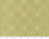Thrive - Rind Rings Green by Natalia and Kathleen from Moda Fabrics