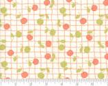 Farmhouse II - Apple Grid Milk by Fig Tree Quilts from Moda Fabrics