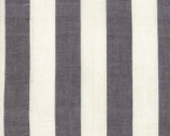 Urban Cottage WOVENS - Stripe Bold Ivory Charcoal Black by Urban Chiks from Moda Fabrics