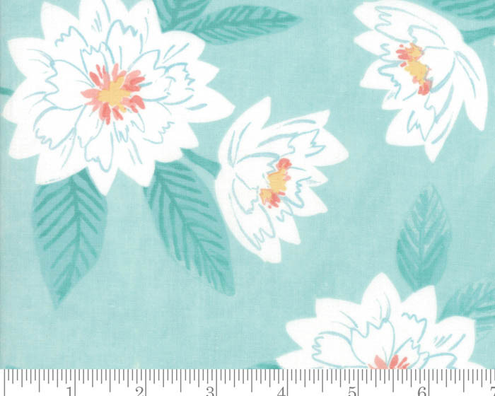 Blush Navy Moda fabric TWILIGHT 31 piece Sample Set shabby quilting fabric sew applique scrappy One Canoe Two nature fireflies moth floral