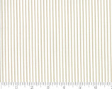 Smitten - Pinstripe Tan by Bonnie and Camille from Moda Fabrics