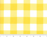 Buffalo Check - Yellow from Moda Fabrics