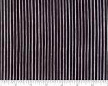 Modafications - Stripes Jet Black by Howard Marcus from Moda Fabrics