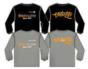 Tennessee Black Alumni Long Sleeve Tee
