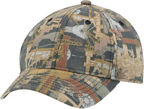 detailed look 076c9 1bdcf purchase 7e630m oilfield polycotton camouflage cap hatsandcaps 34f2d 212cb