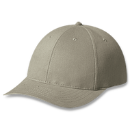 Clay Heavyweight Brushed Cotton Drill Cap