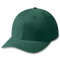 Forest Green 5D740M Brushed Cotton Drill Cap | Hatsandcaps.ca