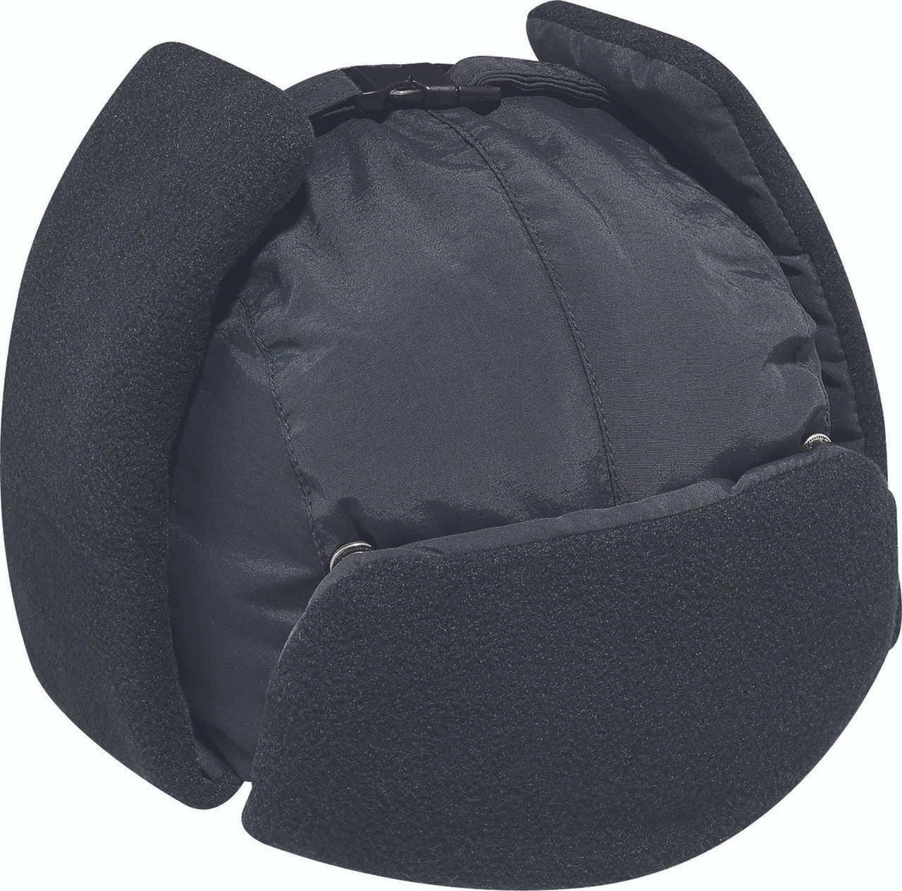 c061764a00f7b 1Z000 Nylon Polyester Micro Fleece Winter Bomber Hat With Earflaps ...