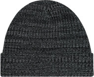 Black/Dark Grey Acrylic Cuff Toque