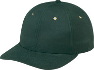 Forest Waxed Cotton Oilskin Contour Cap