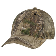 Realtree XTRA® -  6Y840M Mossy Oak Polycotton/Polyester Mesh Back Camouflage Constructed Full-Fit Cap