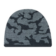 9V032M Acrylic Board Toque (Urban Camo) Charcoal
