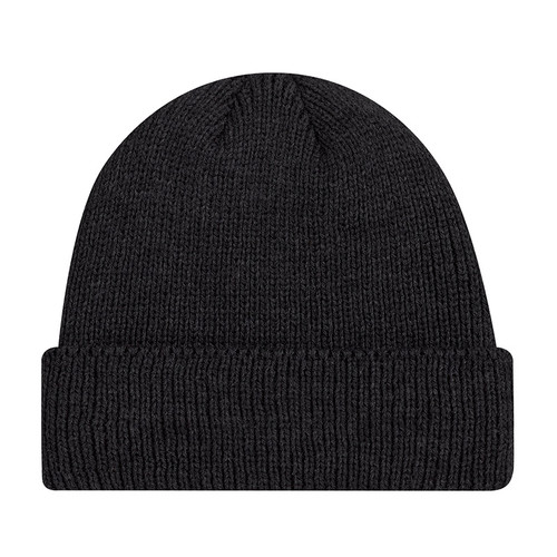 Black - 9D230M Acrylic Cuff Toque | Hatsandcaps.ca
