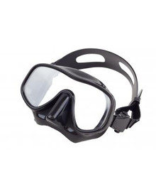 MASK - 150 FRAMELESS - BLACK  W/ BOX