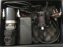 USED - Dive Rite RX10 Slimline Canister Light
