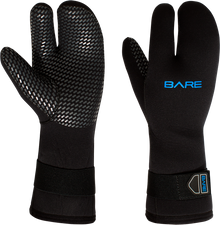 Bare 7mm 3-Finger Mitt