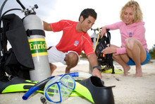 PADI Enriched Air Diver Course