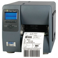 Datamax M-4210 Thermal Transfer Printer -Front view- from Barcodes.com.au