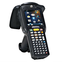 Motorola MC3190-Z Mobile Terminal -Front view- RFID Reader from Barcodes.com.au