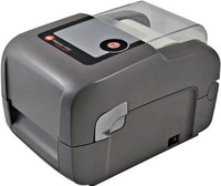 Datamax E-4204B MKIII Thermal Label Printer -Side view- from Barcodes.com.au