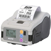 Sato MB200i Mobile Label Printer -from Barcodes.com.au